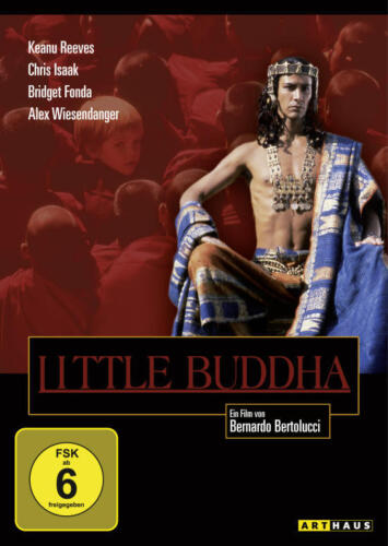 LITTLE BUDDHA Keanu Reeves Spec. Edit.  NEW 2 DVD FREE POST mmoetwil@hotmail.com