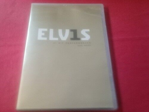 ELV1S # 1 Hit Performance and More NTSC - NEW DVD FREE POST mmoetwil@hotmail.com