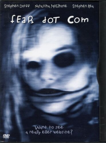 FEAR DOT COM want to see a really killer NEW DVD FREE POST mmoetwil@hotmail.com