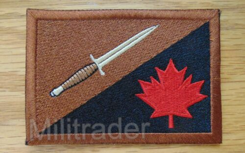 Canada Canadian Special Operations Regiment (CSOR) Patch (Dagger)Other Militaria - 135