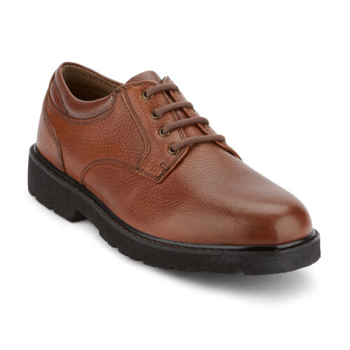 Dockers Mens Shelter Genuine Leather Rugged Casual Lace-up Oxford Shoe