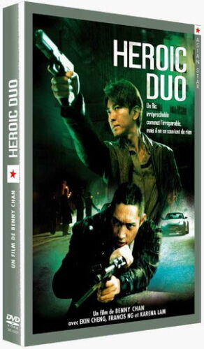 HEROIC DUO un film de Benny Chan  DVD NEW Sealed FREE POST mmoetwil@hotmail.com