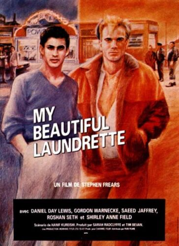 MY BEAUTIFUL LAUNDRETTE Daniel Day Lewis  NEW DVD FREE POST mmoetwil@hotmail.com