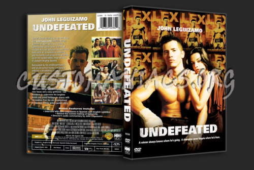 UNDEFEATED with John Leguizamo - NEW DVD - FREE POST mmoetwil@hotmail.com