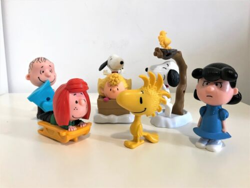 McDonalds Happy Meal Toy Peanuts Charlie Brown Snoopy VGC