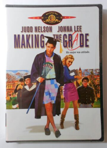 MAKING THE GRADE - Jude Nelson - NEW DVD Box - FREE Post - mmoetwil@hotmail.com