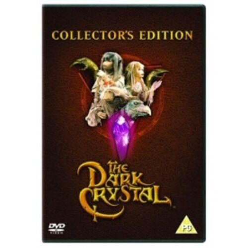 THE DARK CRYSTAL Collector's Edition  NEW DVD Box FREE Post mmoetwil@hotmail.com
