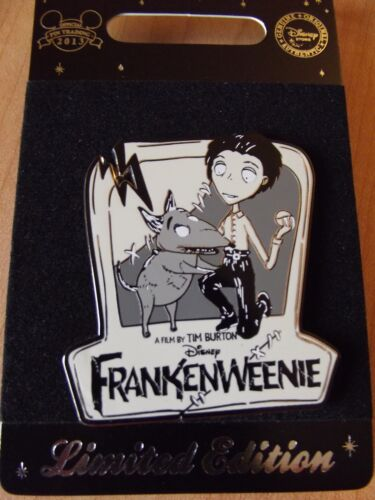 Frankenweenie Victor and Sparky Disney Pin LE 500 Pin 94837