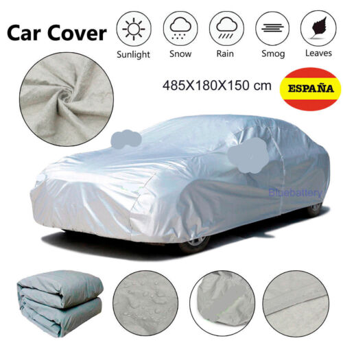Funda para coche transpirable e impermeable cubierta exterior Waterproof PEVA