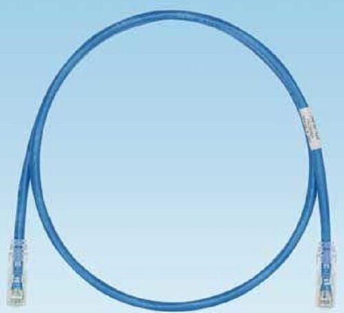 Panduit CAT-6 COPPER PATCH CORD, RJ45 Connection, Blue *USA Brand- 4m Or 5m