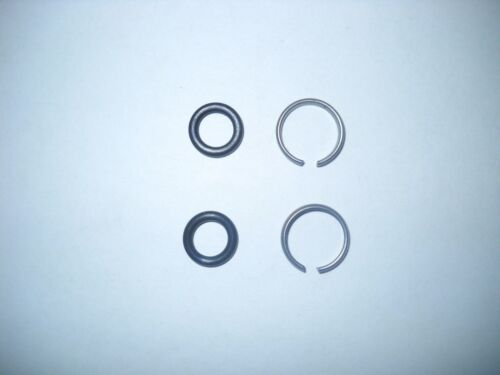 """1/2"""" Impact Wrench Retainer Ring Clip with O-Ring Mac Craftsman IR Mac-2 Sets"""