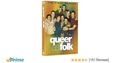 QUEER AS FOLK The Final Season Coll Edit. NEW DVD FREE Post mmoetwil@hotmail.com