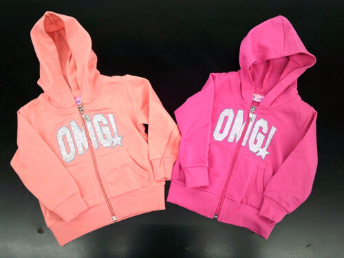 Infant Girls Sweet & Soft Assorted Zip Up Hooded Jacket $29 Sizes 12Mth - 24Mth