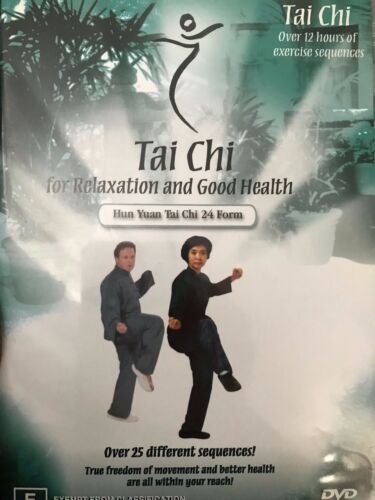 Tai Chi - For Relaxation And Good Health region 4 DVD