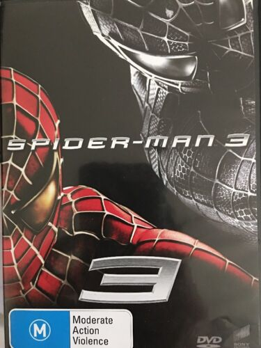 Spider-Man 3  LIKE NEW DVD R4