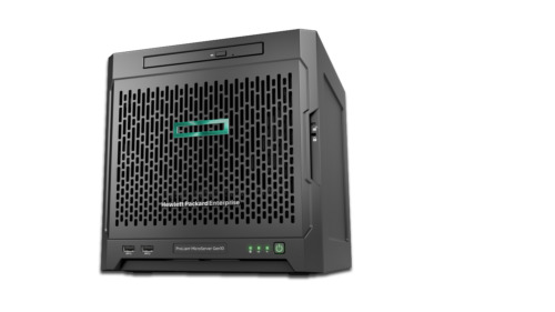 HPE MicroServer G10 GEN10 AMD Opteron X3421 Quad Core 16GB 4-Bay NAS Server