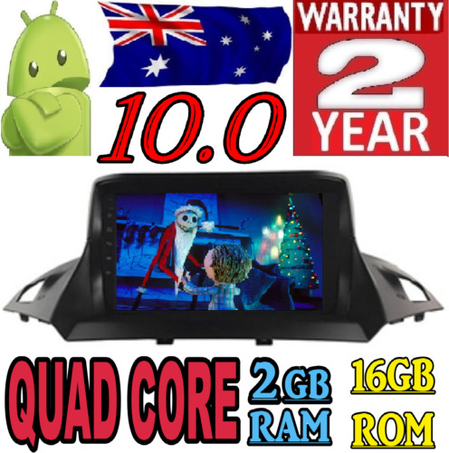 """ANDROID 9.0 FORD KUGA 2013-2014 RADIO DVD GPS CAR AUTOMOVIL WIFI 3G 8"""" HD 4 CORE"""