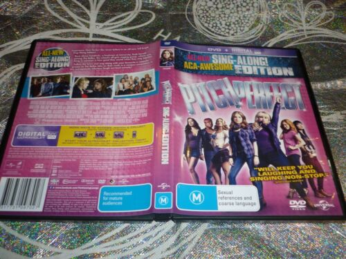 PITCH PERFECT - SING-ALONG ! EDITION (DVD, M) (P144146-23 A)