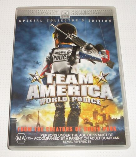 DVD - Team America World Police