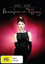 BREAKFAST AT TIFFANY'S - BRAND NEW & SEALED DVD CLASSIC (AUDREY HEPBURN 1961)