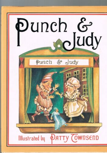Punch & Judy - Facsimile of 1887 edition