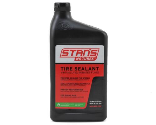 Stans NoTubes Tire Sealant Puncture Solution 946ml 32oz - No Tubes - Tubeless