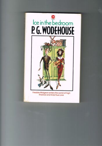 Wodehouse - Ice in the Bedroom - Coronet 1983