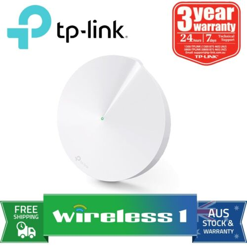 TP-Link Deco M9 Plus, Deco M5, 1 Pack, 2 Packs, 3 Packs Smart Home Mesh WiFi Sys