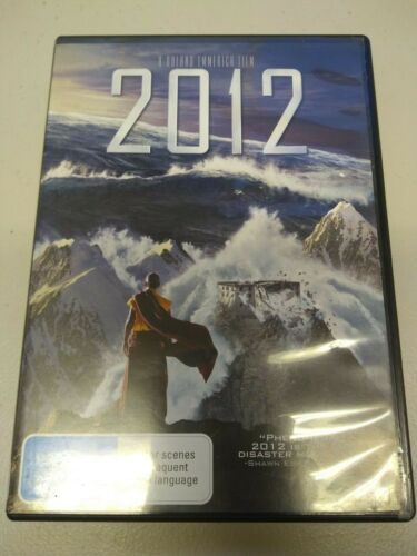 2012 dvd used