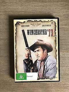 Winchester '73 (DVD) JAMES STEWART SHELLY WINTERS LIKE NEW CONDITION FAST POST