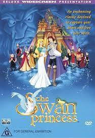THE SWAN PRINCESS - BRAND NEW & SEALED DVD CLASSIC