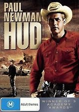 HUD (1963) - BRAND NEW & SEALED R4 DVD (PAUL NEWMAN, PATRICIA NEAL)