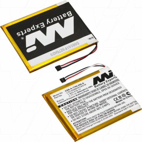 Sony eBook Reader Battery - Suits A-1786-696-A
