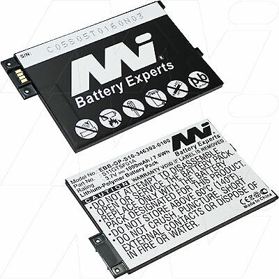eBook Reader Battery EBB-GP-S10-346392-0100 - For Amazon Kindle 3