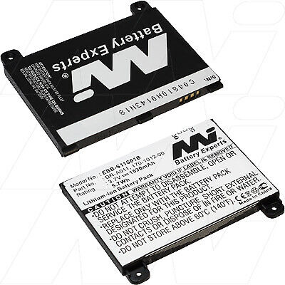eBook Reader Battery EBB-S11S01B - For Amazon Kindle 2