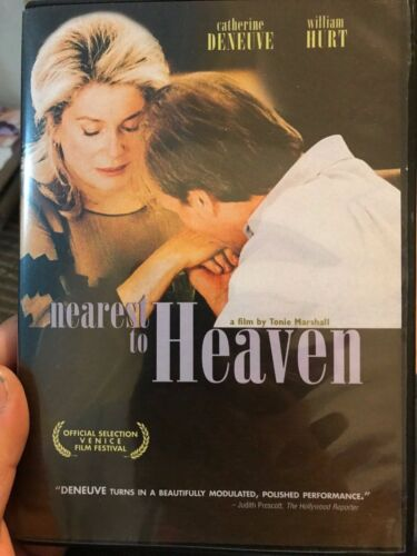 Nearest To Heaven region 1 DVD (2002 William Hurt romantic drama movie) rare