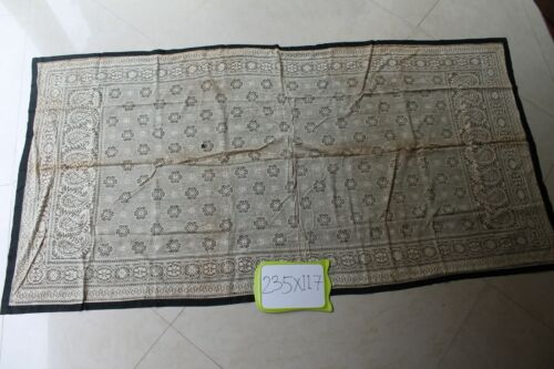 Cotton Floral Design Lace Net Pichwai Made In Germany For Indi@n Market NH5218