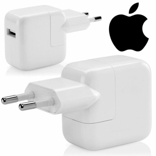 Alimentatore USB 12W Confezione Originale Apple MD836ZM/A iPhone iPad A1401