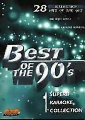 Karaoke: Best of the 90's - Vol 1 [Region 4] - DVD - Free Shipping.vgc t19