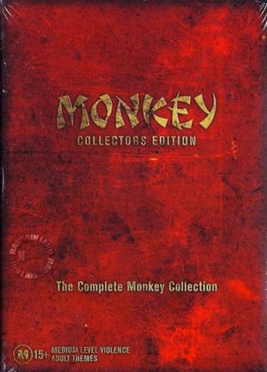 MONKEY MAGIC The Complete Collection 16 DISC BOX SET*best price-power seller*