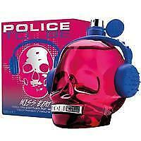 Police To Be: Miss Beat Eau De Parfum Spray for women, 125ml Perfume, new in box