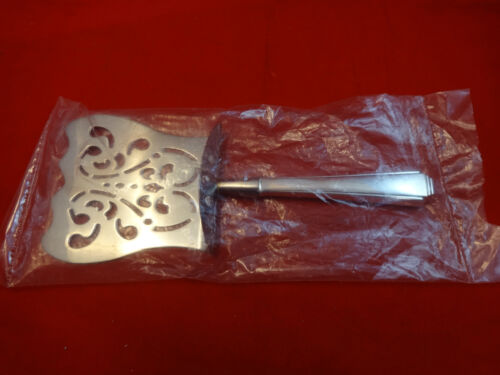 Art Deco 800 SIlver Asparagus Server with Stainless  (#710)