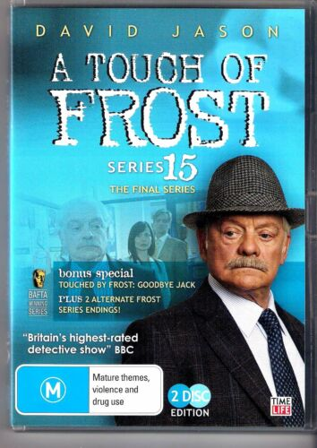 A Touch Of FROST Series 15 - The Final Series