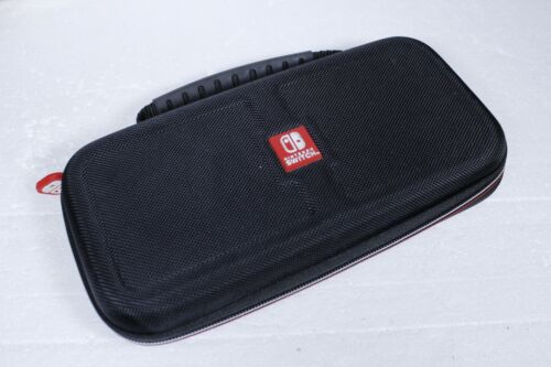 Nintendo Switch Carrying Case Protective Deluxe Travel Case Black Case