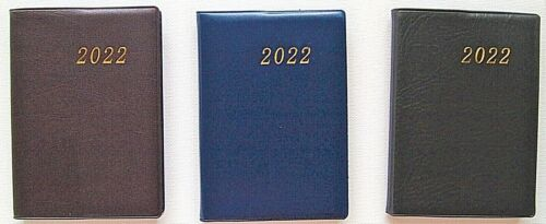 2021 POCKET  WEEKLY DIARY -  NOTEBOOK ADDRESS BOOK
