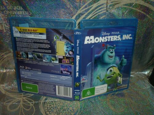MONSTERS, INC (BLU-RAY DISC, G) (149371)