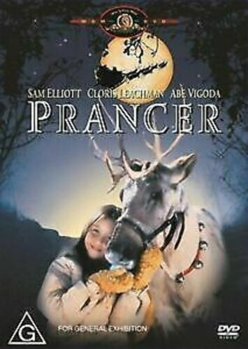 Prancer DVD brand new sealed   t54