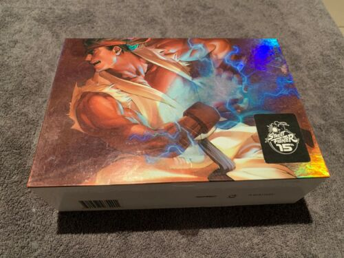 STREET FIGHTER 15TH ANNIVERSARY PS2 CONTROLLER - NEW IN BOX