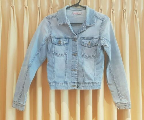 Supre Denim Jacket Size 6, in great condition