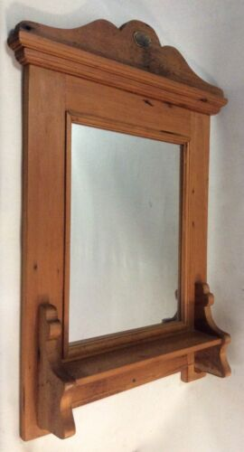 RUSTIC COUNTRY STYLE WALL MIRROR